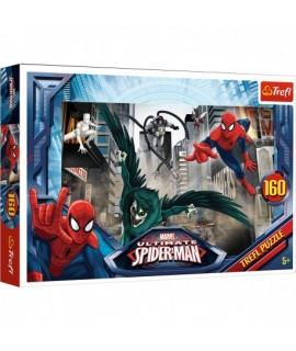 15319 TREFL puzzle Spiderman 29x19x4 cm