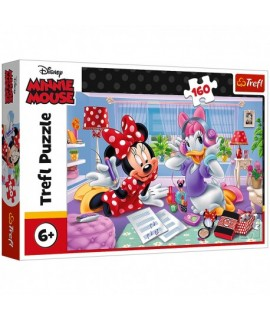 15373 Trefl puzzle Mickey mouse 160 dielikov
