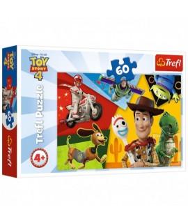 17325 TREFL puzzle Toy Story 60 dielikov