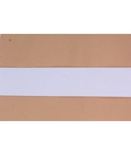 Guma prádlová (š. 4 cm) - biela