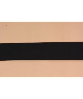 Guma prádlová (š. 4 cm) - čierna
