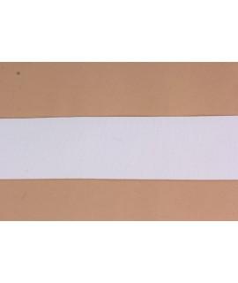 Guma prádlová (š. 5 cm) - biela