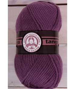 Vlna TANGO 104 - fialová (100 g - 120 m)