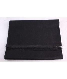 Pánsky šál (6065) (31x180 cm) - čierny
