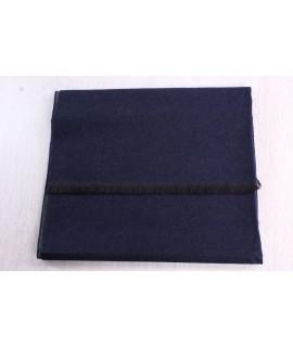 Pánsky šál (6065) (31x180 cm) - tmavomodrý