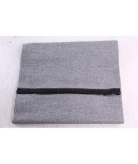 Pánsky šál (6065) (31x180 cm) - bledosivý