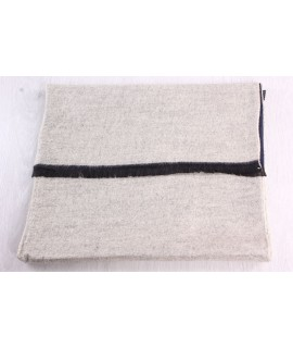 Pánsky šál (6065) (31x180 cm) - béžový