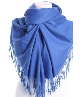Dámsky šál (5678) - (71x180 cm) - kráľovsky modrý
