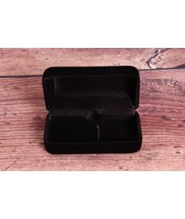 Krabica na sponu - čierna