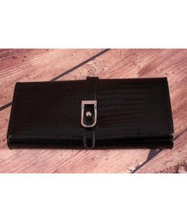Dámska peňaženka FUERDANNI (F8037) - 380- čierna (18x9 cm)