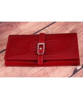 Dámska peňaženka FUERDANNI (F8037) - 380- červená (18x9 cm)