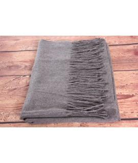 Dámsky šál (5986) - sivý (74x190 cm) CASHMERE
