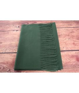 Pánsky šál (6081) - zelený (35x180 cm)