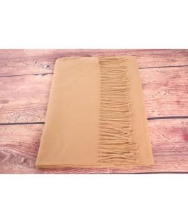 Pánsky šál (6081) - béžový (35x180 cm)