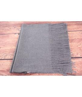 Pánsky šál (6081) - sivý (35x180 cm)