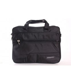 Pánska taška AOKING (28225) - čierna (39x30x10 cm)
