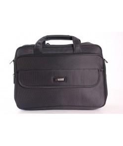 Pánska taška STARDRAGON (SD383) - sivo-čierna (42x30x14 cm)
