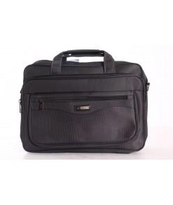 Pánska taška STARDRAGON (SD384) - sivo-čierna (42x30x14 cm)