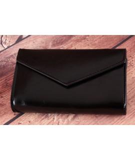 Dámska peňaženka ERRES - čierna (17x10x3 cm)