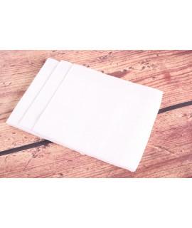 Dámske vreckovky biele (6ks)