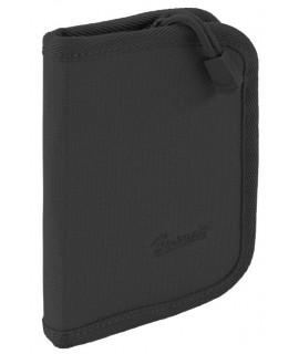 Brandit pánska peňaženka (14,5x11,5x2,5cm) - čierna