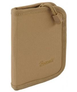 Brandit pánska peňaženka (14,5x11,5x2,5cm) - camel