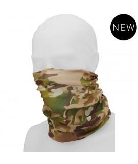 Brandit multifunkčná maskáčová šatka - tactical camo