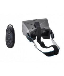 3D okuliare - google VR s diaľkovým ovládaním