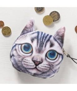 3D peňaženka - mačiatko Verzia 1