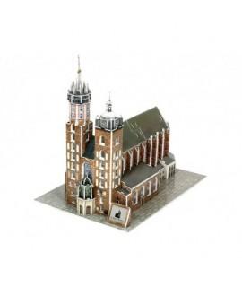 3D puzzle - Bazilika Nanebovzatie Panny Márie 94ks