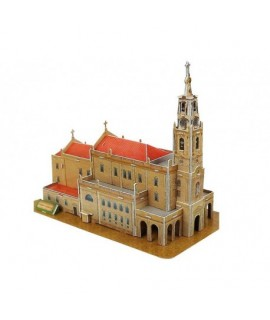 3D puzzle - Bazilika vo Fatime 47ks