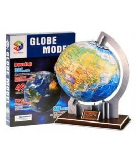 3D puzzle GLOBUS - 49 prvkov