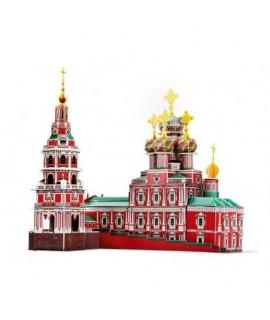 3D puzzle - Novgorodská katedrála 135 ks