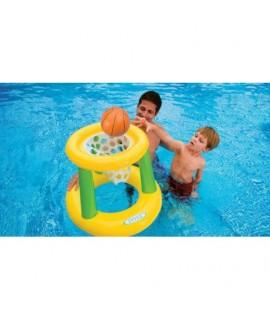 58504 Nafukovací basketbalový kôš do vody Intex