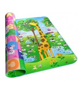 8040 Penová hracia podložka žirafa 190x170cm