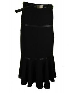 Čierna sukňa 4