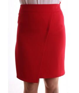 Dámska sukňa - červená