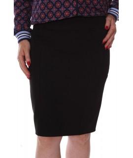 Dámska sukňa - čierna D3