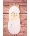 Dámske neviditeľné ponožky AURA.VIA (NDDX6216) - biele