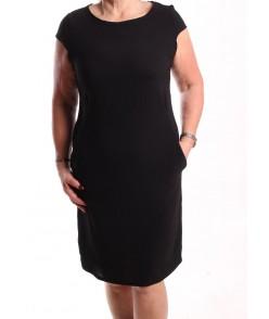 Dámske letné šaty - čierne