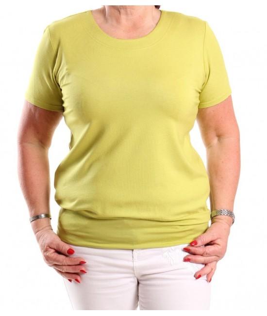 Dámske tričko NATA - bledozelené