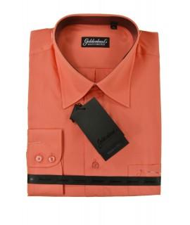 45e31ea9cba5 Jemne svetlobordová elegantná košeľa