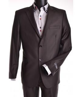 a7b8a64e7151 Hnedý oblek - 176 cm