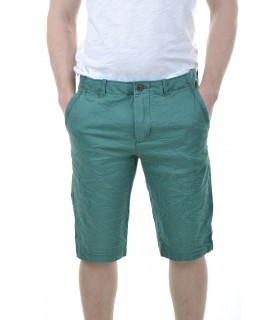 72a5170abba9 Pánske nohavice krátke zelené FY-3355