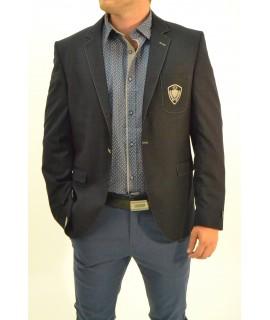 Pánske sako - modré
