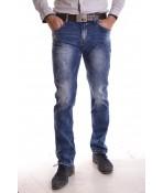 """Pánske elastické rifľové nohavice M-SARA """"KA9399"""""""