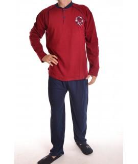 Pánske pyžamo nadmerné VZOR 2
