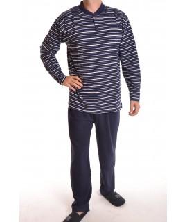 Pánske pyžamo nadmerné VZOR 4