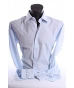 Pánska košeľa (v. 170-178 cm) - bledomodrá