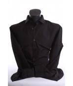Pánska košeľa (v. 170-178 cm) - čierna